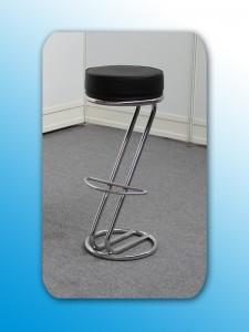 Barhocker Z-Form Leder Artikelnr. 0106