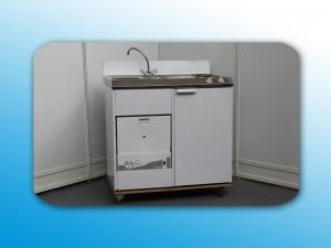 Kombiküche, mit Kühlschrank, Boiler und Kochplatte Artikel: 0905