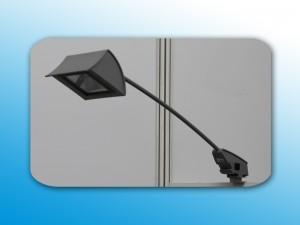 Langarmstrahler für Stromschiene Artikelnr. 1201